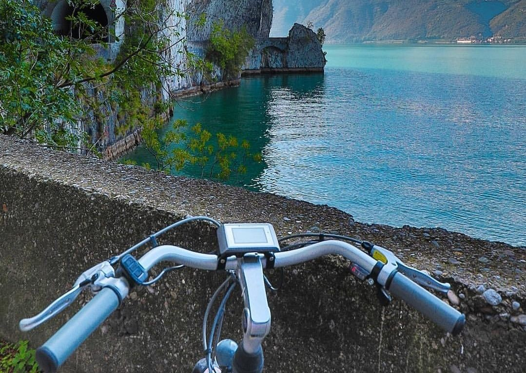 E-BIKE TOUR Northern Lake Iseo and Monte Isola