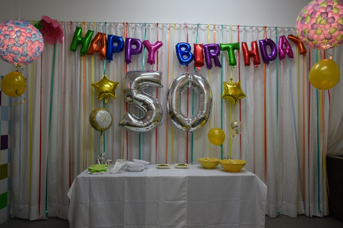 Festa compleanno senior