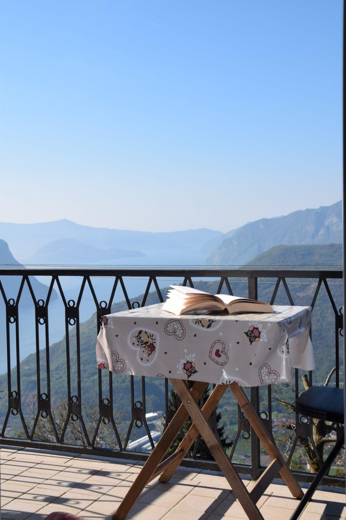 Il balcone sul lago