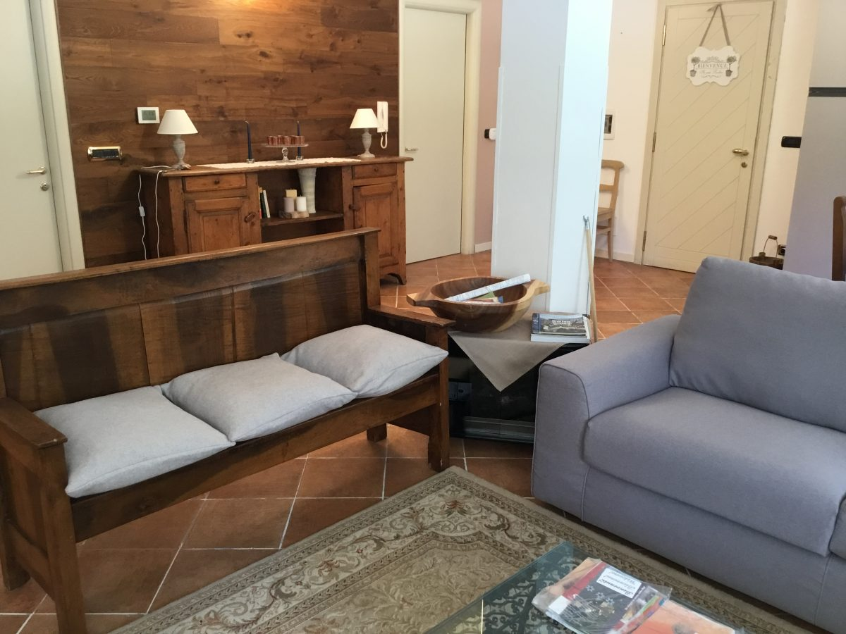 Aosta Appartamento Ottoz