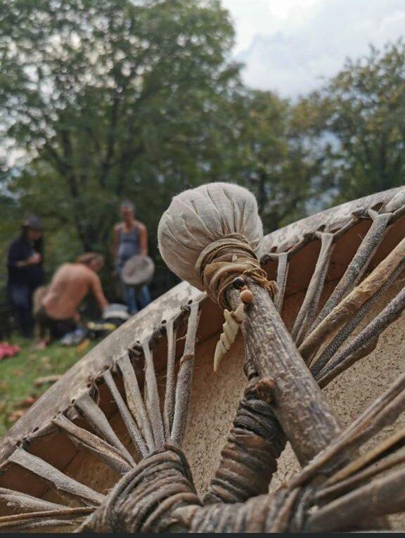 Costruisci il tuo tamburo sciamanico