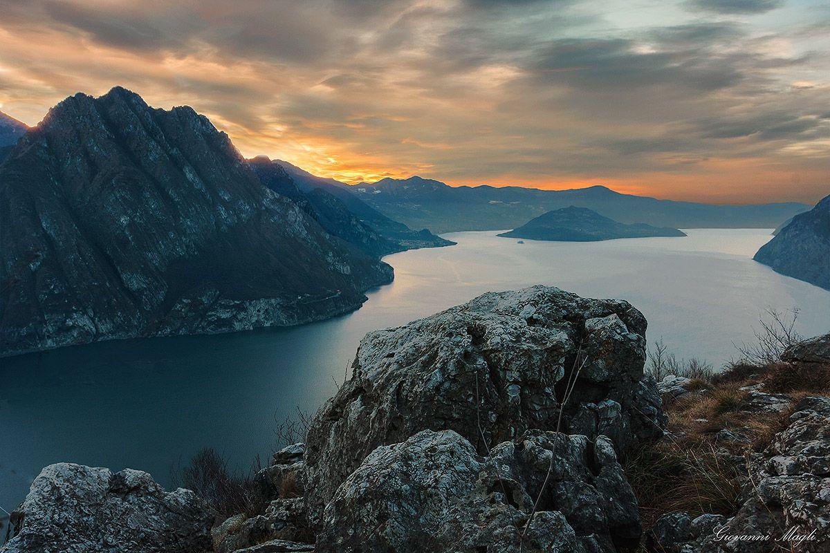 Photo-walk: l'alba